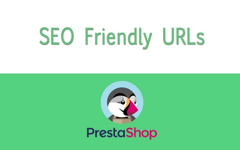 PrestaShop URL без id номеров