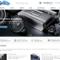 Модернизация сайта авто тюнинга